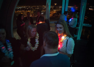 The FareHarbor Hawaiian Luau on the High Roller
