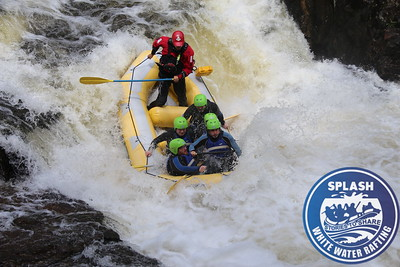 Splash Whitewater Rafting