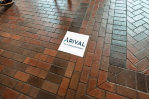 Floor Decal