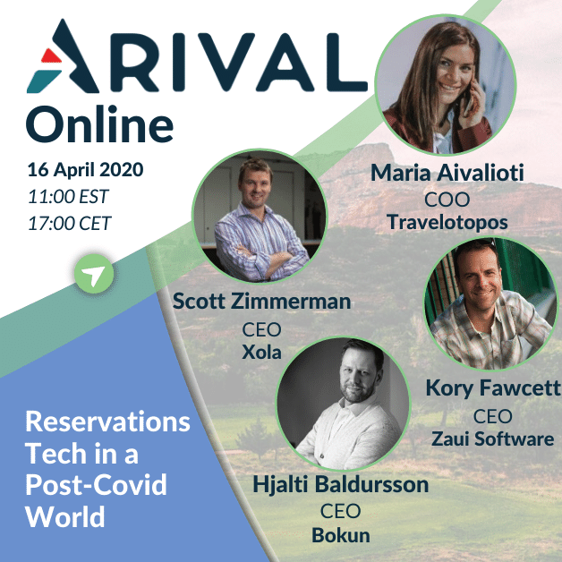 Roundtable: Reservations Tech in a Post-Covid World