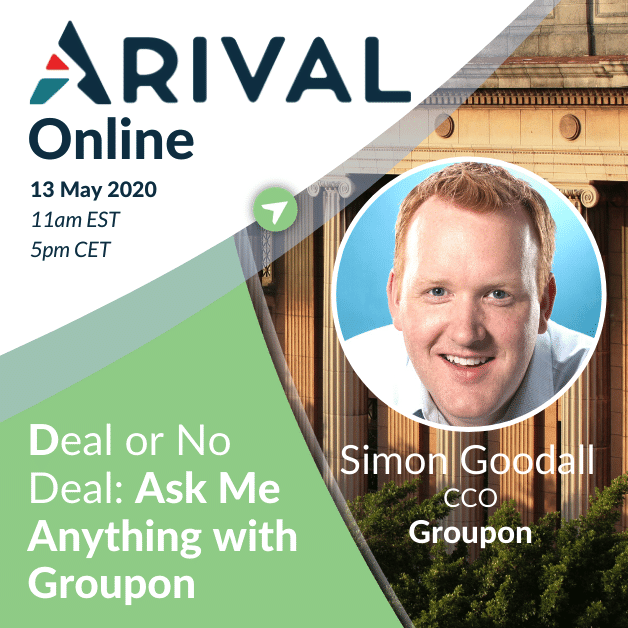 Deal or No Deal: Ask Me Anything with Groupon