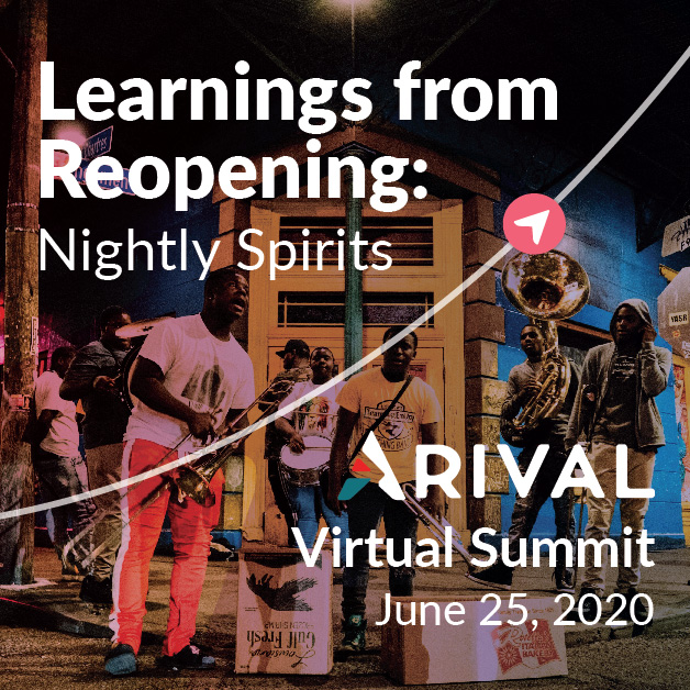 Learnings from Reopening: Nightly Spirits