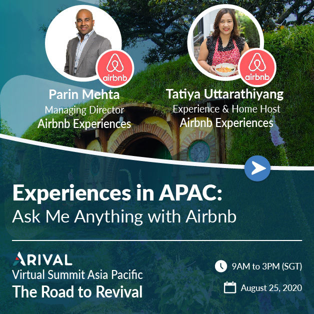 Experiences in APAC: Ask Me Anything with Airbnb