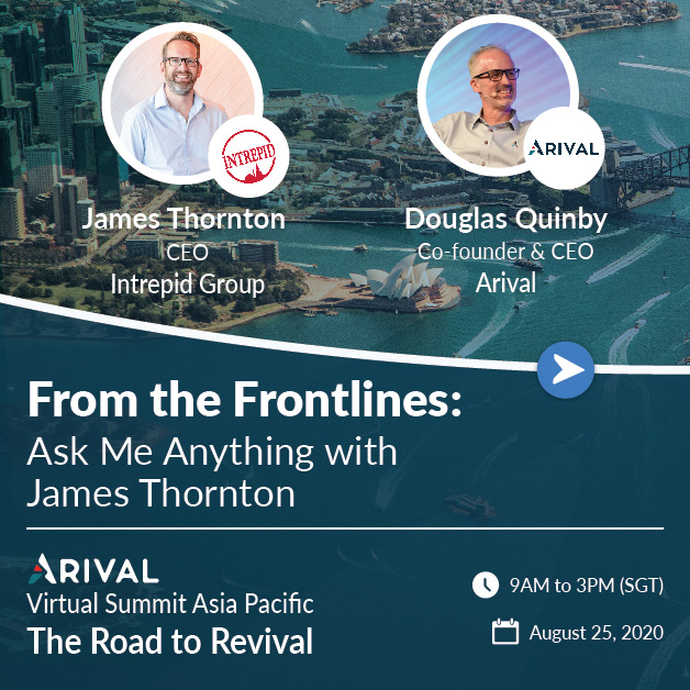 From the Frontlines: Ask Me Anything with James Thornton, CEO, Intrepid Group