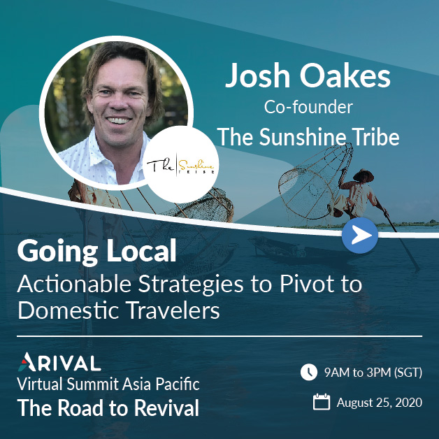 Workshop: Going Local – Actionable Strategies to Pivot to Domestic Travelers