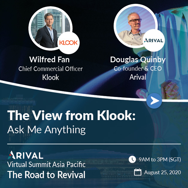The View from Klook: Ask Me Anything