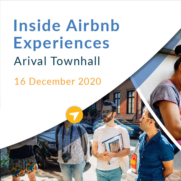 Arival Town Hall: Inside Airbnb Experiences